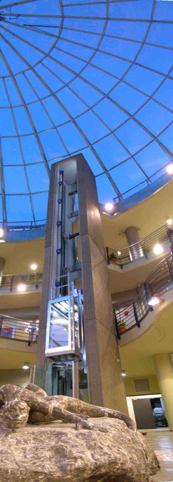 Impianto Shopping Center Plaza