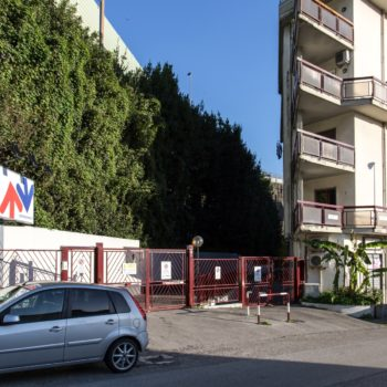 Pisano Ascensori Salerno - sede esterno