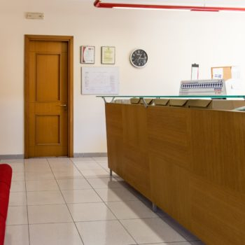 Pisano Ascensori Salerno - sede reception