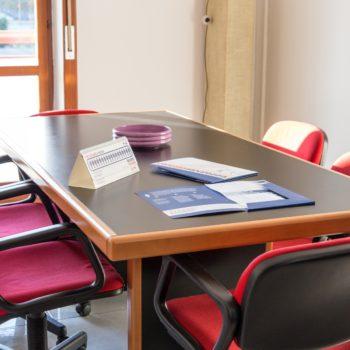 Pisano Ascensori Salerno - sede sala riunioni