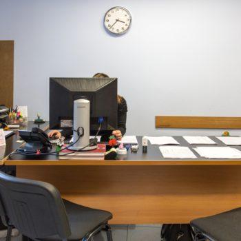 Pisano Ascensori Salerno - sede uffici