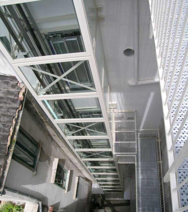 Pisano Acensori - impianto Arechi