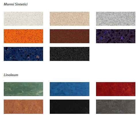 materiale e colori pavimenti - Ristrutturazioni Pisano Asce