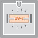 Sanificazione Pisano - Sanificatore Cabine UV-C Professionale