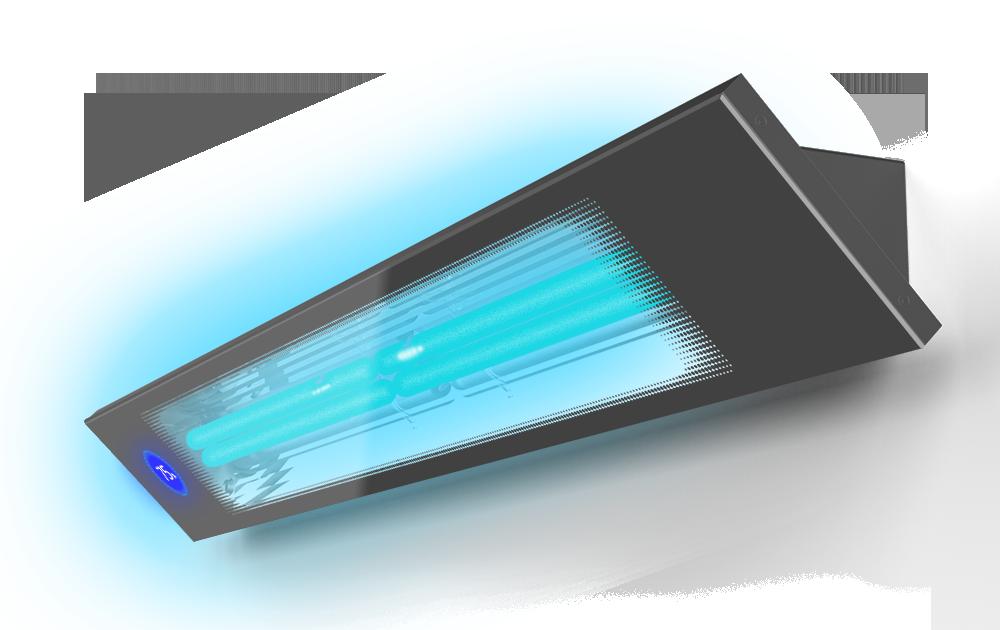 Sanificazione Pisano - Sanificatore Cabine UV-C PRO
